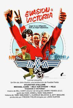 1981 - Evasión o Victoria - Victory - tt0083284
