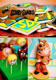 {Bright & Fun} Scooby Doo Birthday Party!