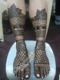 foot mehandi artist delhi