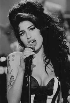 amy you are my hero.  Whenever I hear you sing  I begin to sing and my soul  feels full :)