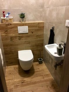 Small Downstairs Toilet, Small Toilet Room, Small Bathroom, Bathroom Layout, Modern Bathroom Design, Bathroom Interior Design, Wc Design, Toilet Design, Toilet Room Decor