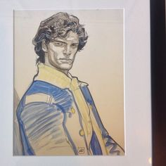 Blueberry - intégrale 1 - dargaud 1988 by Jean Giraud - Original Cover