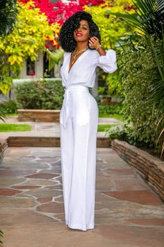 Black Girl Fashion, Look Fashion, Womens Fashion, Classy Outfits, Stylish Outfits, Fashion Pants, Fashion Dresses, Modelos Fashion, Professional Outfits