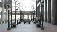 City lets lower Manhattan landlords turn public space into money-making retail spots