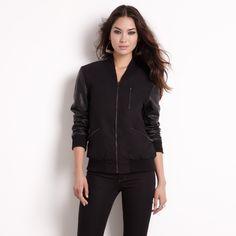 Rachel Rachel Roy varsity jacket $189.00