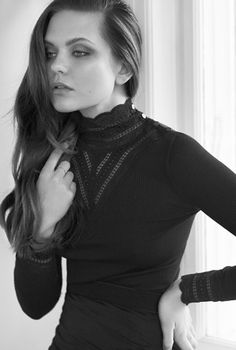 Reflections of Time   Autumn 2013 Essentials #rosemunde #autumn #fall #2013 #reflectionsoftime #essentials #fashion #black #highneck