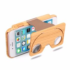 VR Shell 3D Glasses VR Smartphone Case Atill Handheld Portable 3D VR Glasses Phone Cover Case for iPhone 6 iphone 6s 5.5 inch