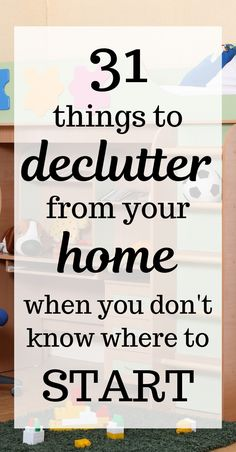 How to declutter and organize your home and life when you& overwhelmed by the mess. What to declutter from your house when you don& know where to start. Decluttering ideas for busy moms. Decluttering hacks you need to know. Getting Rid Of Clutter, Getting Organized, Dont You Know, Need To Know, Peter Walsh, Declutter Your Life, Clutter Free Home, Learning To Say No, Glass Cooktop