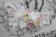 Isn't She Lovely Veil Headband by London Raquel by londonraquel, $32.99