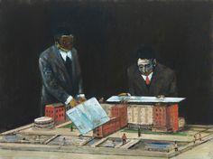 Goran Djurovic, Exterior & Interior Dreams, 2007, Slete Gallery