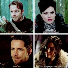 Outlaw Queen first impressions.