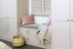 Sharp's Henley bedroom gets a modern country makeover - click through for the key styling ideas to help you create your own modern country bedroom retreat Bedroom Retreat, Boys Bedroom Decor, Baby Room Decor, Bedroom Colors, Bedroom Ideas, Fitted Bedroom Furniture, Fitted Bedrooms, Modern Country Bedrooms, Modern Bedroom