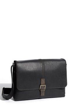 Boconi Leather Messenger Bag available at #Nordstrom