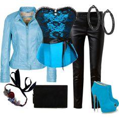 Outfits de Moda ...Me Tomo Cinco Minutos: Corset