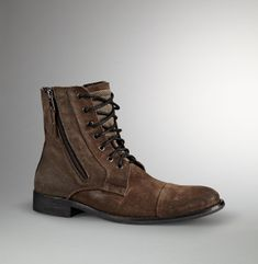 Hit Men Boot - Kenneth Cole  i cant help myself with the boots @Emily Schoenfeld Schoenfeld Kravec