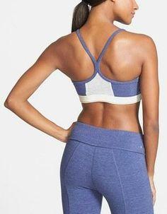 We love the comfort of this sport bra!