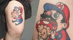 20 Brilliantly Original Nerdy Tattoos You'll Wish You Had