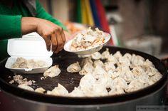 Steamed Mutton Dumplings
