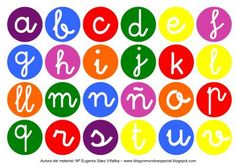 Bottle Cap Projects, Alphabet, Homeschool, Stationery, Rainbow, Templates, Lettering, Stickers, Creative