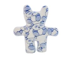 Plush Bear Panda Fabric Panda Print Stuffed by CreationsMabrisa