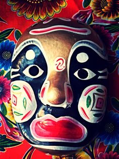Mask from Hong Kong
