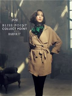 Anne | BLISS POINT x COLLECT POINT x BARFOUT!