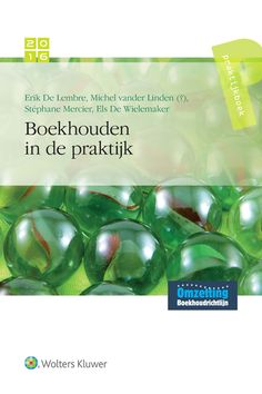 Boekhouden in de praktijk 2016 -  De Lembre, Erik -  plaats 361.1 # Boekhouden algemeen, Boekhoudwetgeving, Jaarrekening