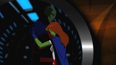 Season 1 Episode 16 Failsafe: Martian Manhunter & Miss Martian