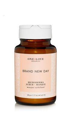 Brand New Day - exfoliating scrub