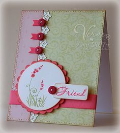 Friend by PickleTree - Cards and Paper Crafts at Splitcoaststampers