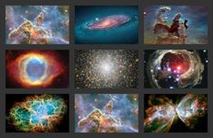 Invisible Universe Revealed by Hubble NOVA HD
