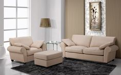 Apartment sofa Orleans - Traditional Style - Jaymar Collection