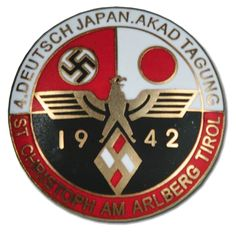 Deutsche-Japan pin 1934 by FVSJ on DeviantArt