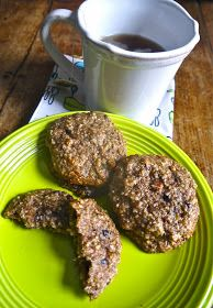paleo banana breakfast cookies