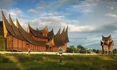 Museum Istano Basa Pagaruyung Sumatera Barat