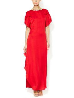 Katya Flutter Dress for chani richler