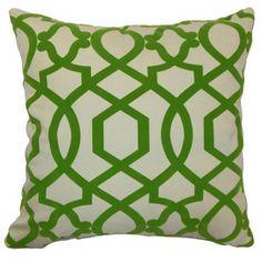 Keylime Pillow