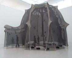 Love Ernesto Neto's installations