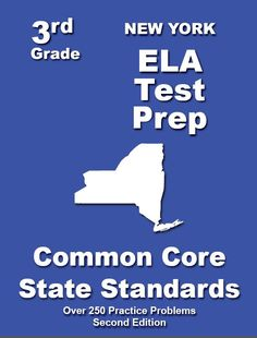 3rd Grade New York Common Core ELA