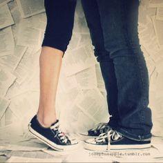 Converse too cute!