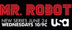 Rami Malek will be playing Elliot in the USA series Mr. Robot in June