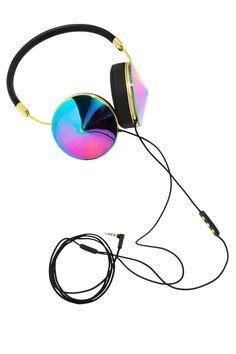 The Best Luxury Gifts For Stylish Women Best In Ear Headphones, Luxury Gifts For Women, Holographic Fashion, Tech Accessories, Gifts For Her, Bling, South Beach, Iridescent Clothing, Style