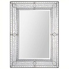 Ren-Wil MT1268 Gianna Wall Mount Mirror by Kelly Stevenson and Jonathan Wilner, 48 by 37-Inch -- You can get additional details at the image link.