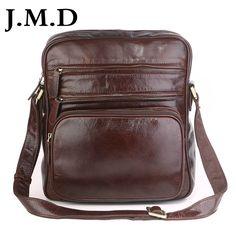 Cheap bags handbags, Buy Quality men sling bag directly from China  messenger bag men Suppliers  J.D Vintage Tan Leather Trendy Shoulder  Messenger Bag Men s ... ec8a64f637