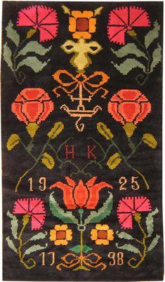 folkloric floral