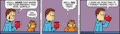 Garfield for 12/21/2012