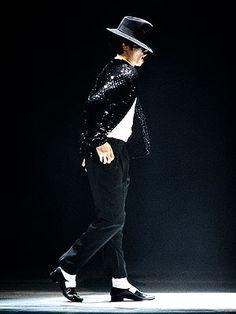 Michael Jackson... the king.