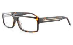 Vista First 0825 Acetate(ZYL) Mens Full Rim Optical Glasses - Oval Frame for Fashion,Classic Bifocals