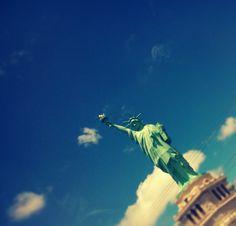 Estatua da Liberdade - (réplica)