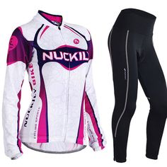 Find More Cycling Sets Information about Women's Long Sleeve Cycling Polyester +Coolmax Jersey and Pant Set Wear Clothing,High Quality jersey lingerie,China jersey girl clothing Suppliers, Cheap clothing jersey from zixuan store on Aliexpress.com